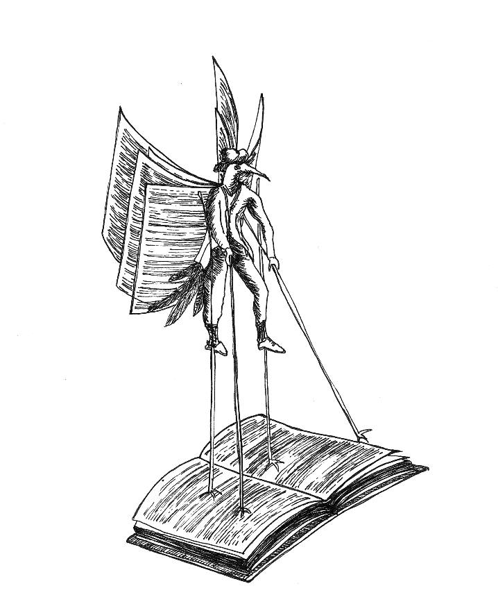 ilustração vhm